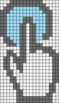 Alpha pattern #68945
