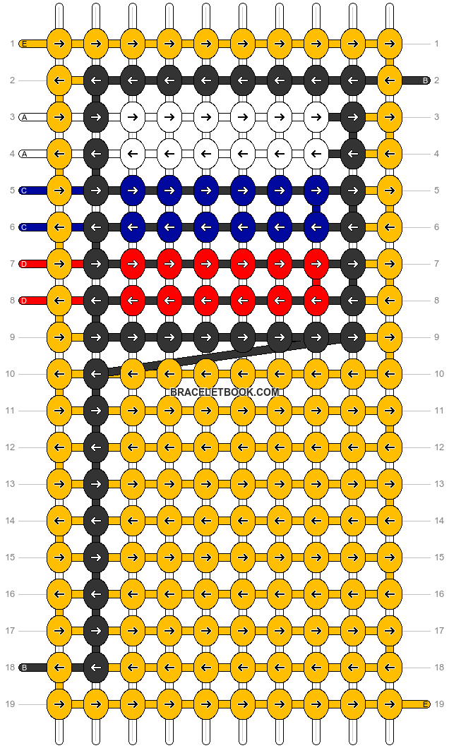 Alpha pattern #68953 pattern