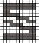 Alpha pattern #68960