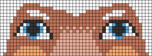 Alpha pattern #68978