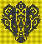 Alpha pattern #68988