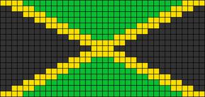 Alpha pattern #68989