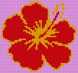 Alpha pattern #68992