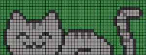 Alpha pattern #69005