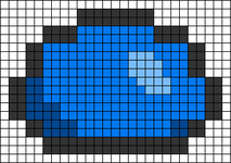 Alpha pattern #69007