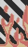 Alpha pattern #69009