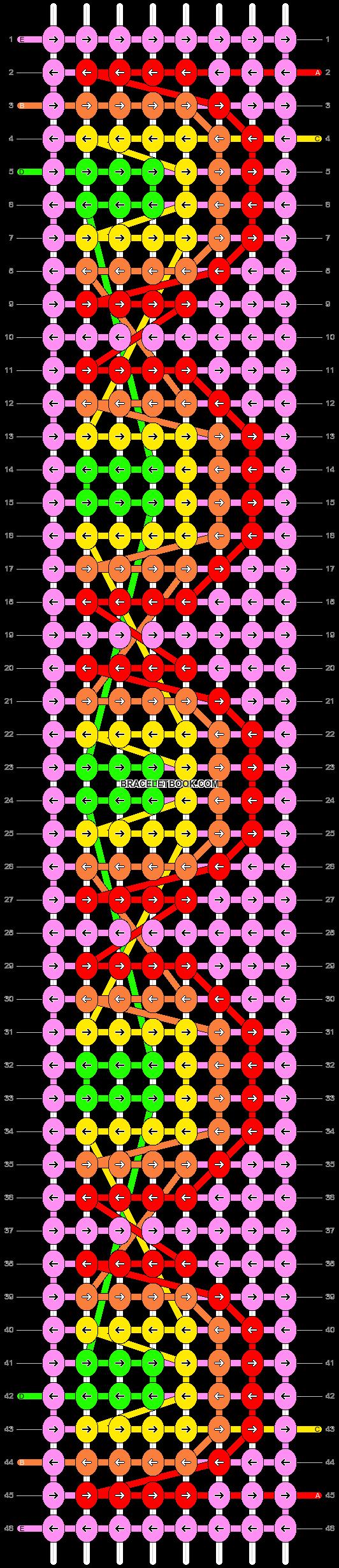 Alpha pattern #69031 pattern