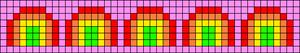 Alpha pattern #69031