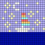 Alpha pattern #69036