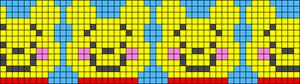 Alpha pattern #69044