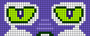 Alpha pattern #69086
