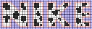 Alpha pattern #69088