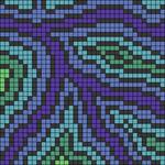 Alpha pattern #69089