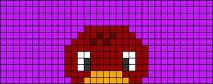Alpha pattern #69099