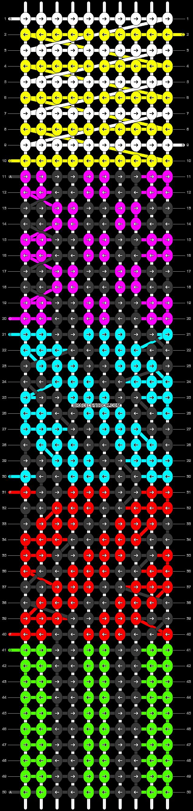 Alpha pattern #69108 pattern