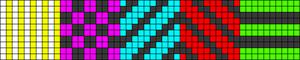 Alpha pattern #69108