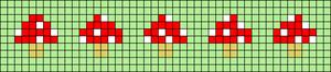 Alpha pattern #69109