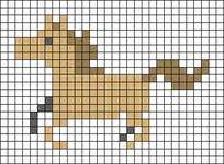 Alpha pattern #69141