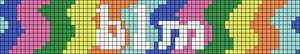 Alpha pattern #69148