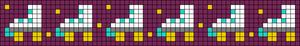 Alpha pattern #69149