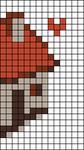 Alpha pattern #69151