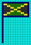 Alpha pattern #69153