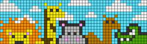 Alpha pattern #69183