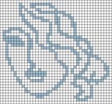 Alpha pattern #69188