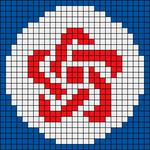 Alpha pattern #69195