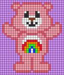 Alpha pattern #69202