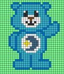 Alpha pattern #69204