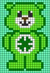 Alpha pattern #69207