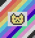 Alpha pattern #69216