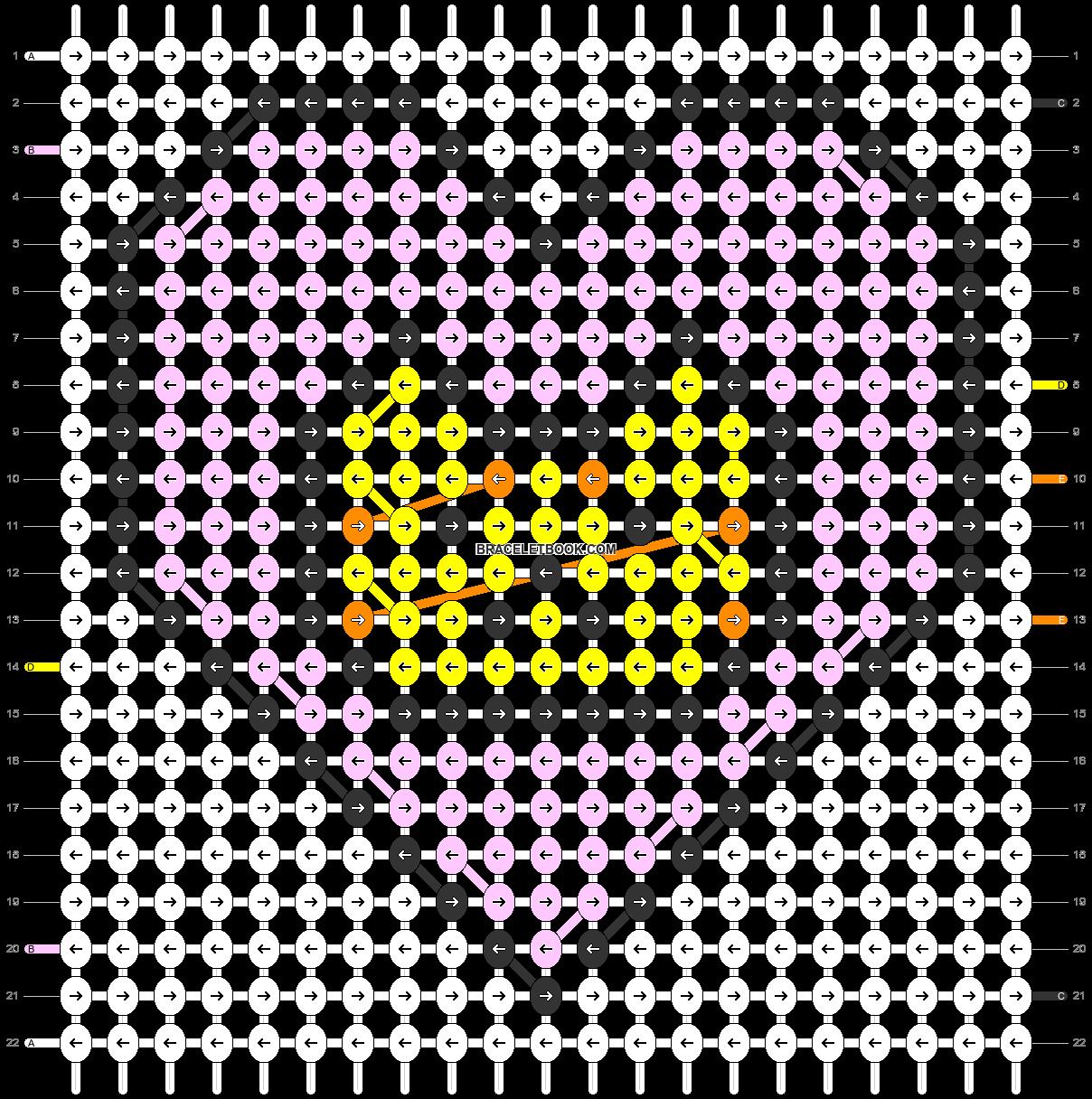 Alpha pattern #69217 pattern