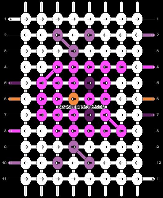 Alpha pattern #69220 pattern
