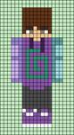 Alpha pattern #69256