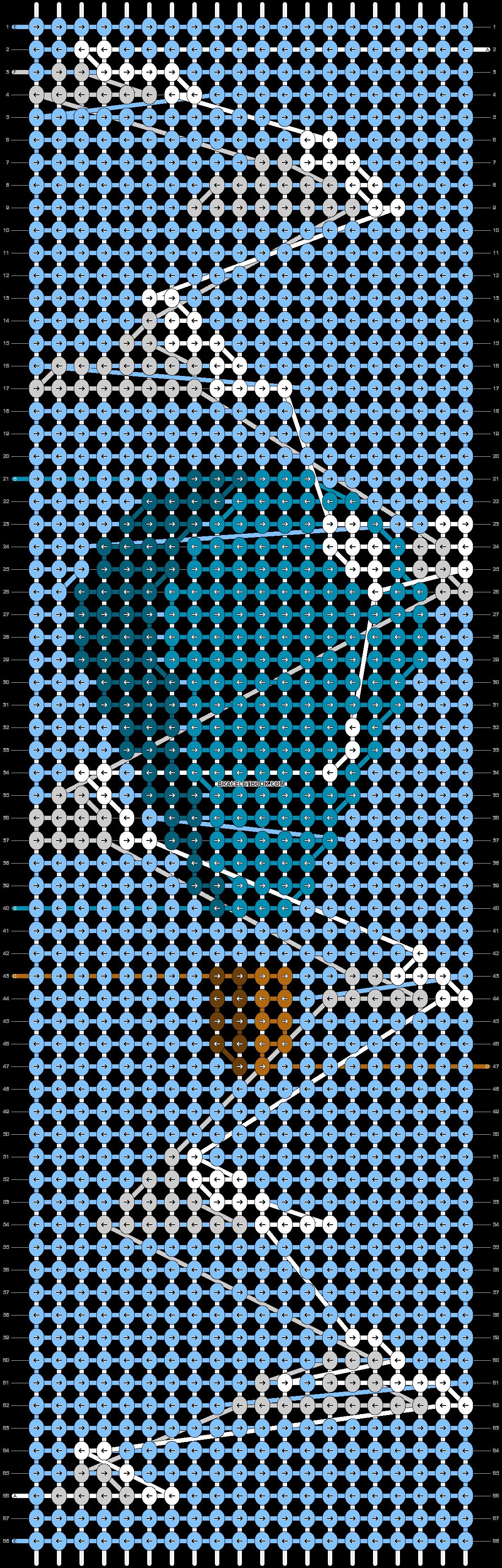 Alpha pattern #69267 pattern