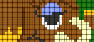 Alpha pattern #69271