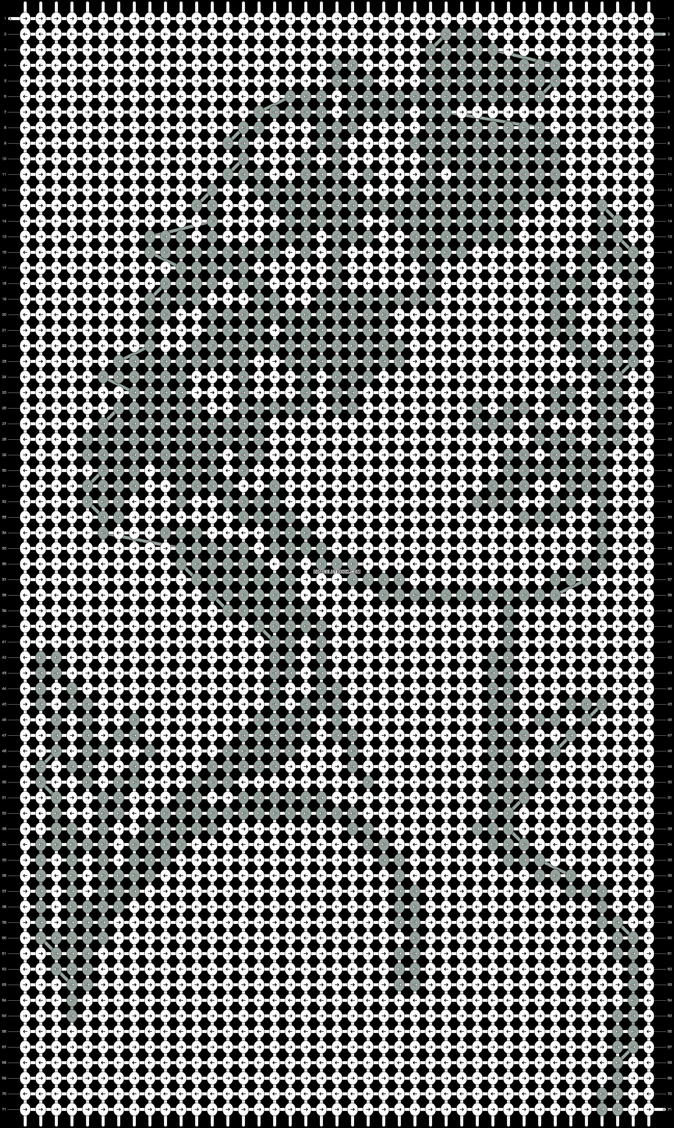 Alpha pattern #69272 pattern