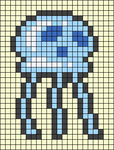 Alpha pattern #69273