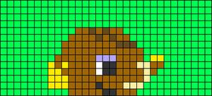 Alpha pattern #69285