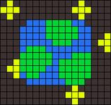 Alpha pattern #69288