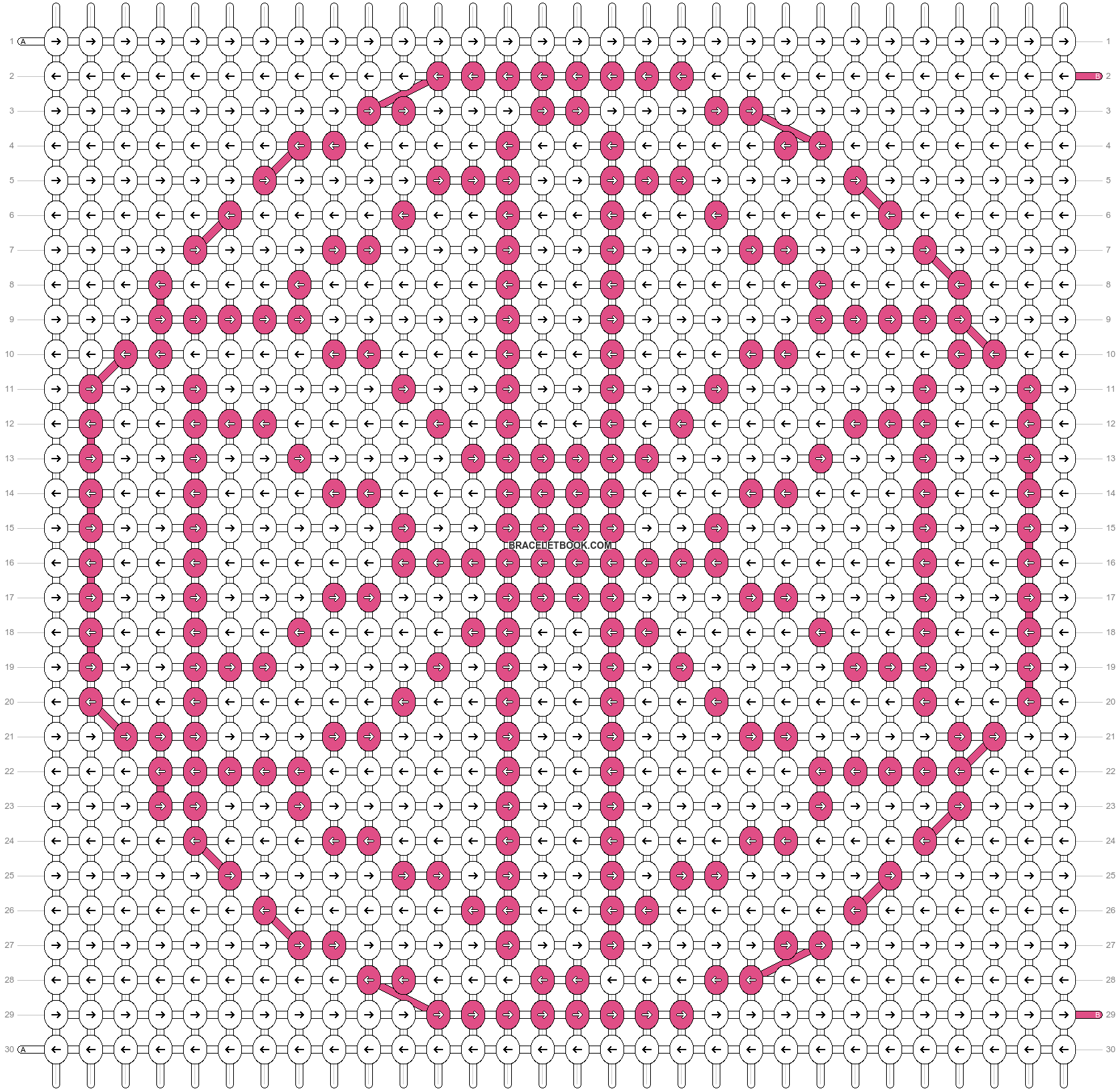 Alpha pattern #69289 pattern