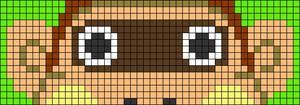 Alpha pattern #69293