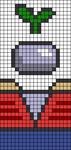 Alpha pattern #69294