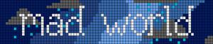 Alpha pattern #69297