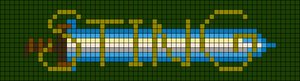 Alpha pattern #69299