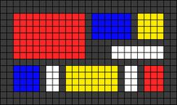 Alpha pattern #69304