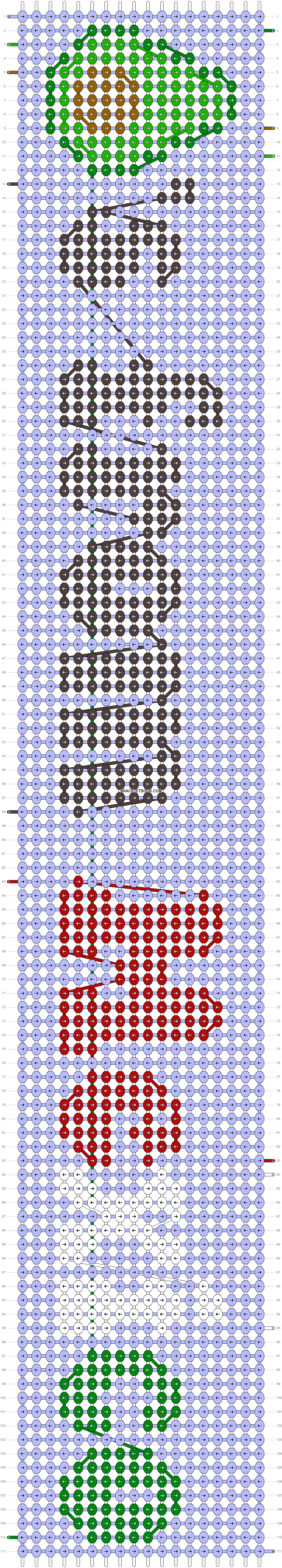 Alpha pattern #69333 pattern