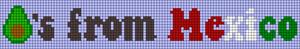 Alpha pattern #69333